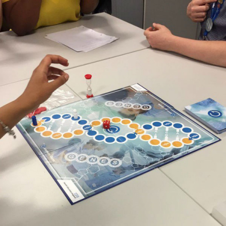 Playing The Genomics Game