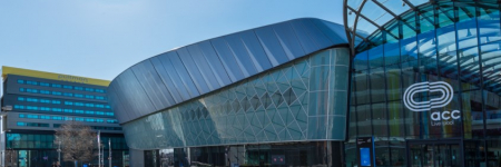 External image of the Liverpool Arena