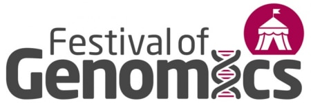 Festival of Genomics Logo