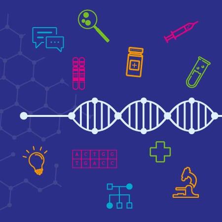 Talking genomics